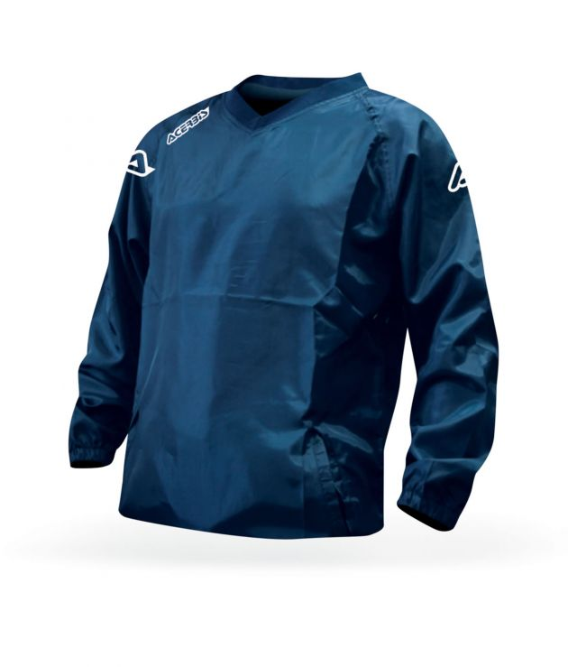 RAIN JACKET ATLANTIS - BLUE