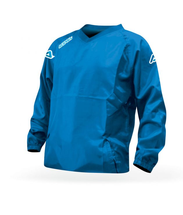 RAIN JACKET ATLANTIS - BLUE3