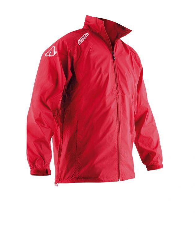 ASTRO RAIN JACKET - RED