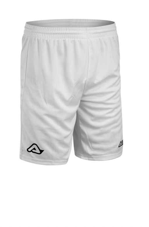 SHORT TRAINING ATLANTIS LOGO - WHITE
