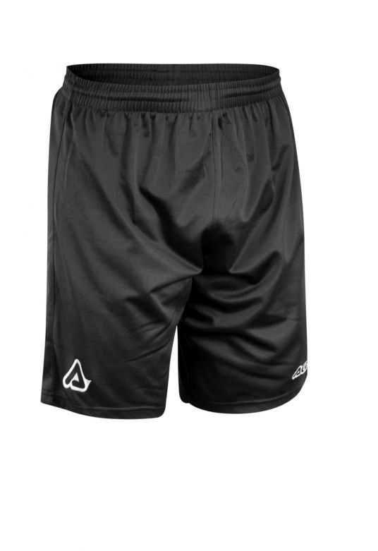 SHORT TRAINING ATLANTIS LOGO - BLACK