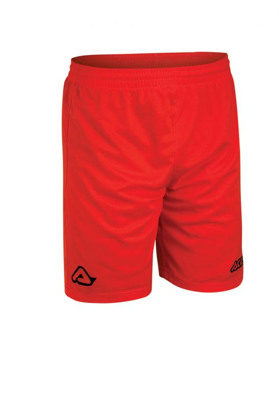 SHORT TRAINING ATLANTIS LOGO - RED
