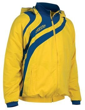 ALKMAN TRACKSUIT - BLUE3/YELLOW