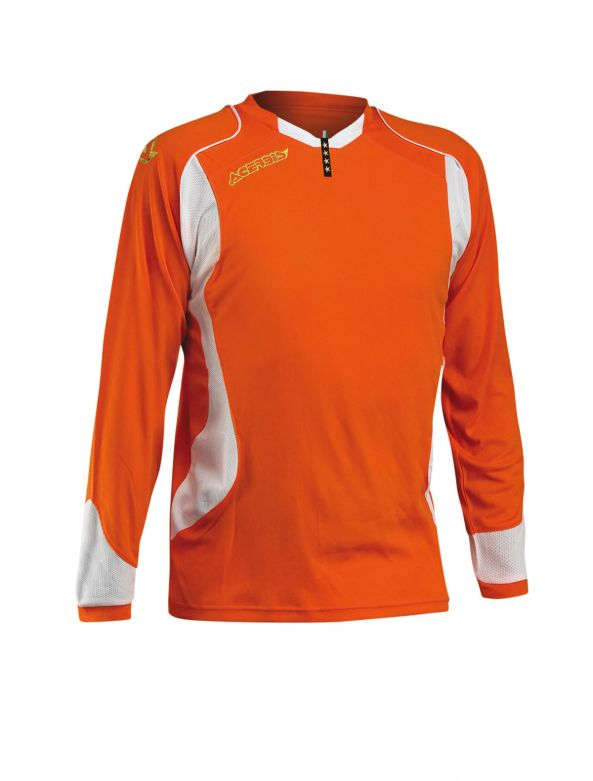 JERSEY 4 STARS LONG SLEEVE - ORANGE
