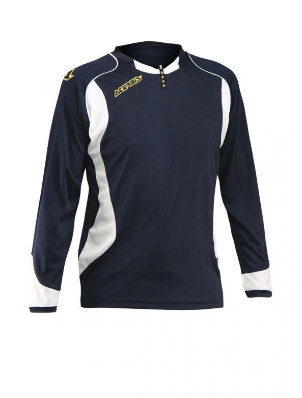 JERSEY 4 STARS LONG SLEEVE - BLUE