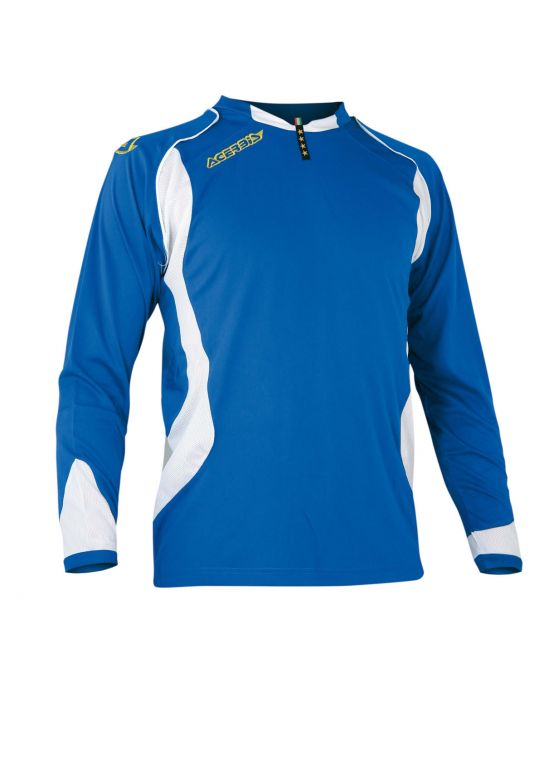 JERSEY 4 STARS LONG SLEEVE - BLUE3