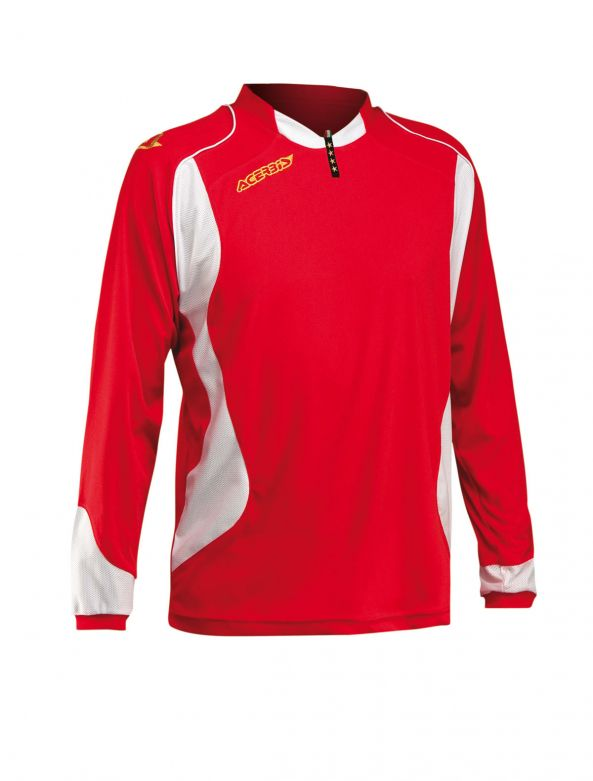JERSEY 4 STARS LONG SLEEVE - RED