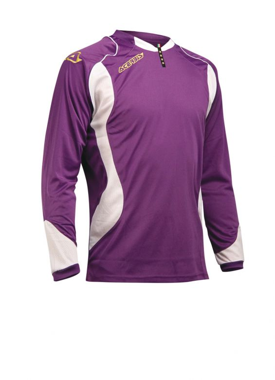JERSEY 4 STARS LONG SLEEVE - PURPLE