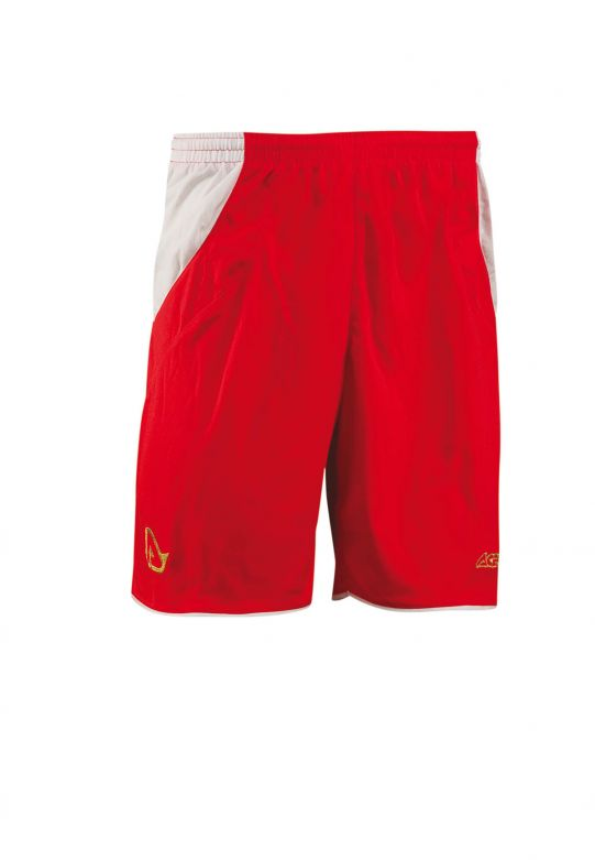 SHORT 4 STARS - RED