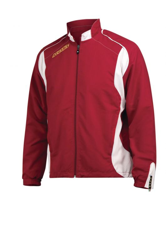 TRACKSUIT JACKET 4 STARS - RED2