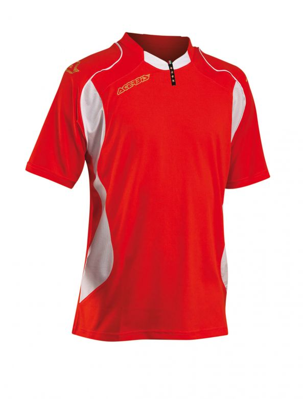 JERSEY 4 STARS SHORT SLEEVE - RED