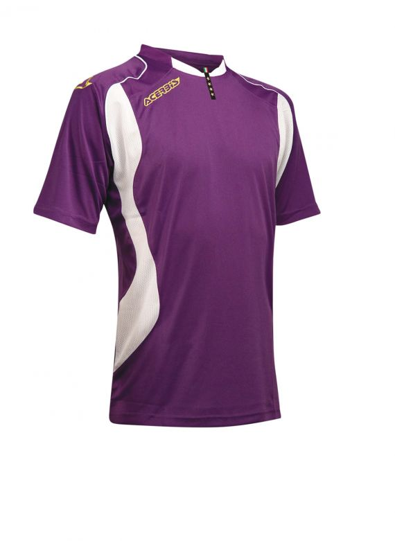 JERSEY 4 STARS SHORT SLEEVE - PURPLE