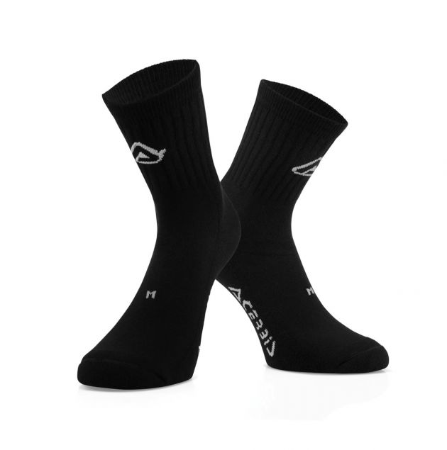 FREE-TIME SOCKS - BLACK
