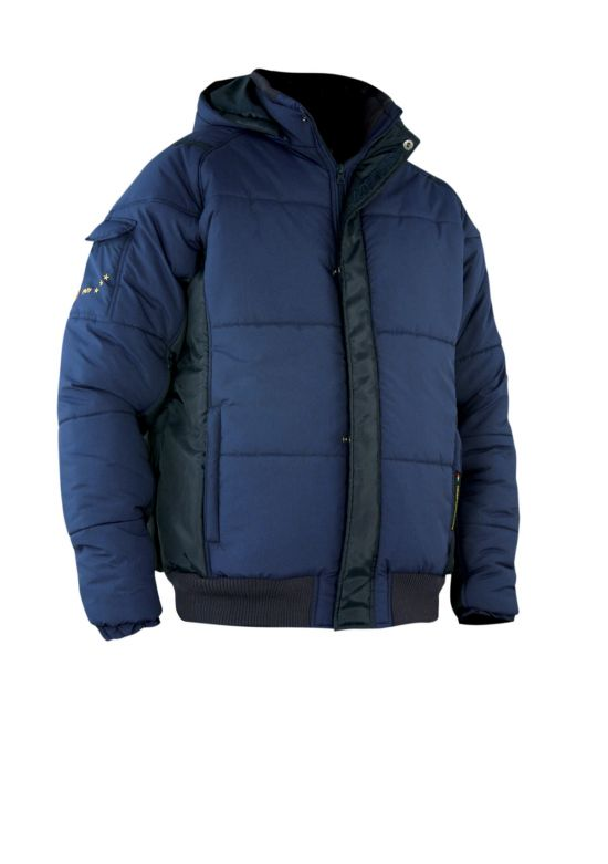 ALNAIR WINTER JACKET - BLUE