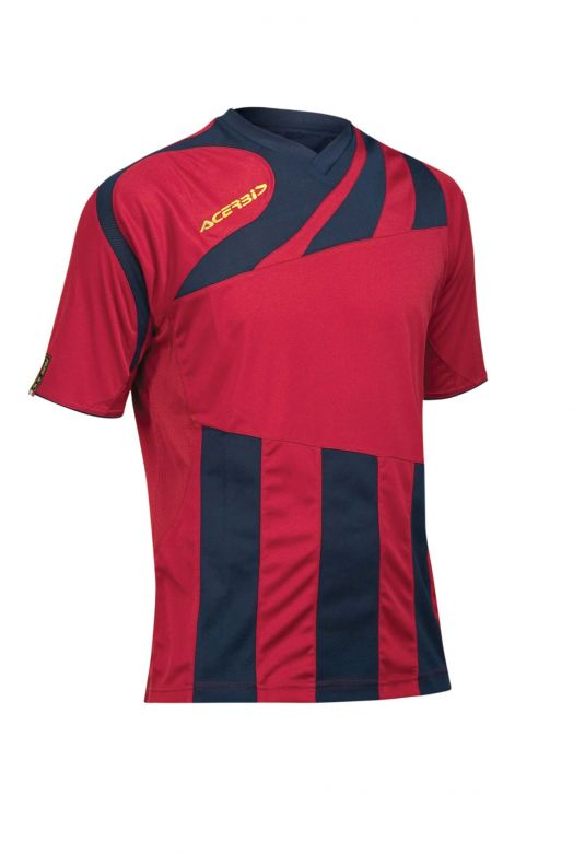 MIRA JERSEY SHORT SLEEVE - RED2/BLUE