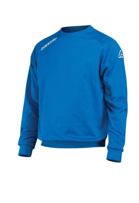 ATLANTIS SWEATSHIRT CREW-NECK - BLUE3