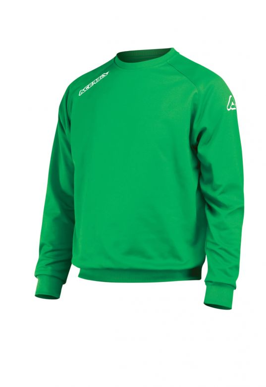 ATLANTIS SWEATSHIRT CREW-NECK GREEN