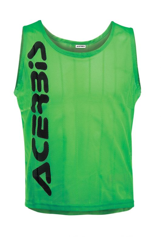 TRAINING BIB TEAM PRO (5PZ) - GREEN