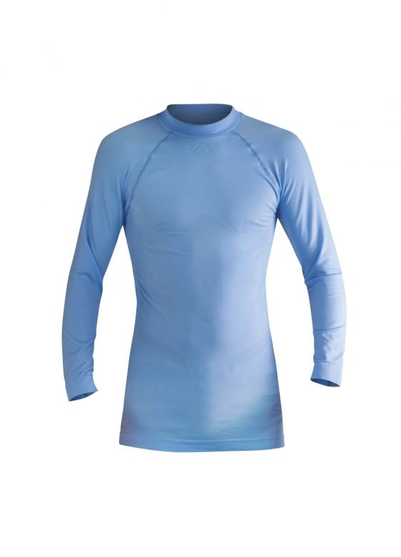 EVO TECHNICAL UNDERWEAR LS - LT BLUE