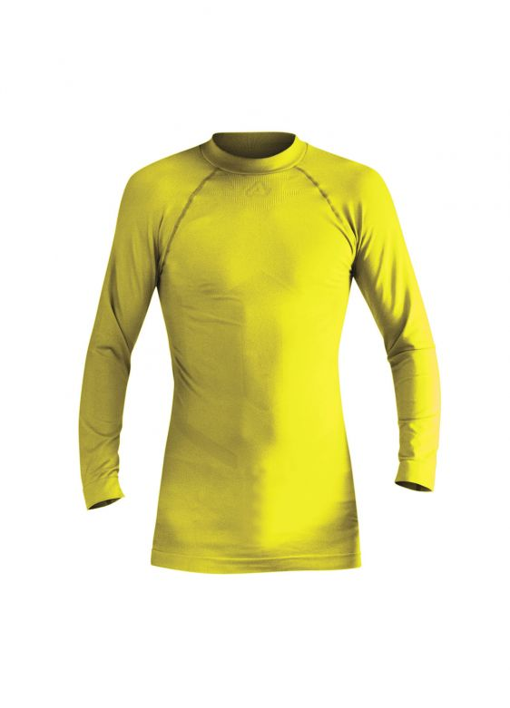 EVO TECHNICAL UNDERWEAR LS - YELLOW
