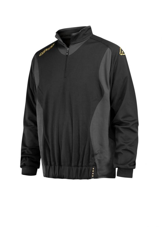 TRAINING JACKET 4 STAR - BLACK