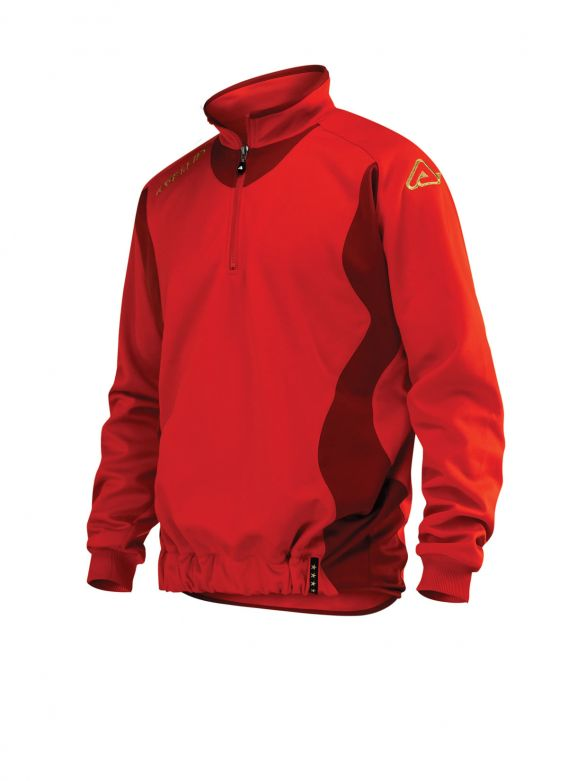TRAINING JACKET 4 STAR - RED
