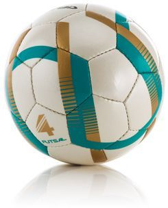 TALENT FUTSAL BALL (5 pcs) GOLD/GREEN T.4