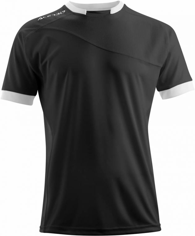 JERSEY ASTRO SHORT SLEEVE BLACK