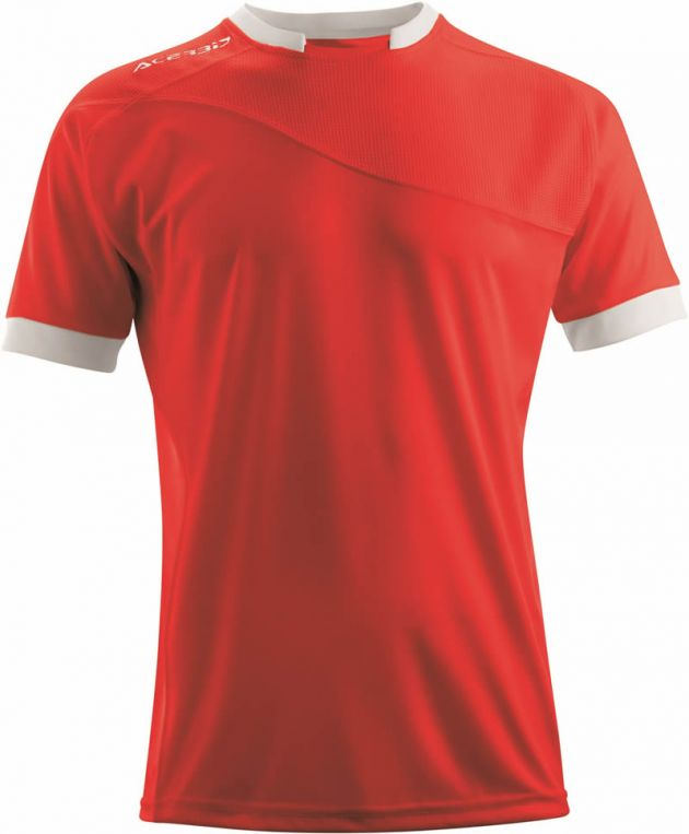 JERSEY ASTRO SHORT SLEEVE RED