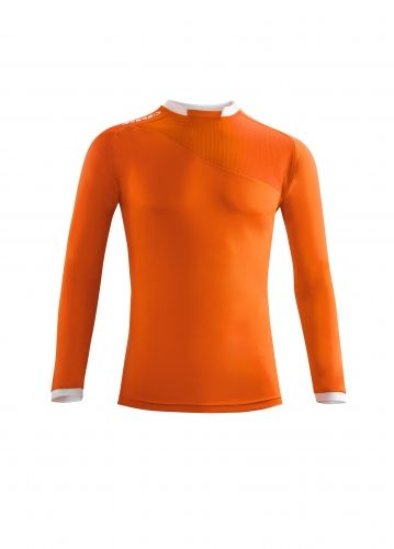 JERSEY ASTRO LONG SLEEVE ORANGE