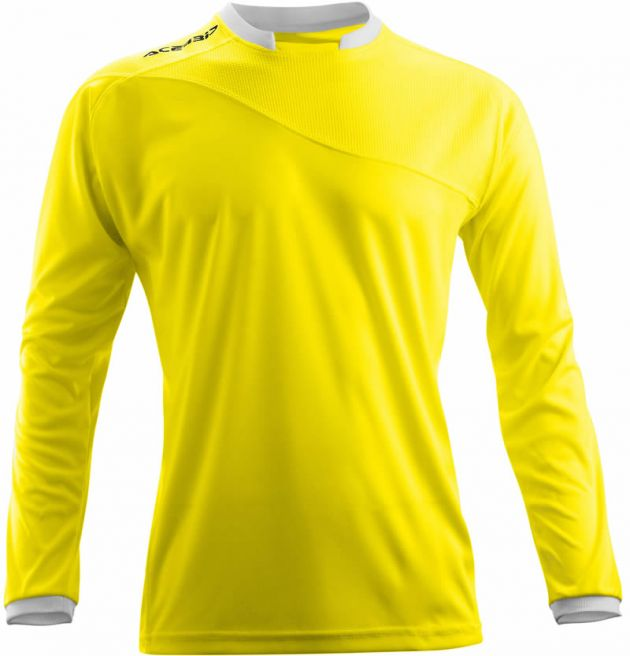 JERSEY ASTRO LONG SLEEVE YELLOW