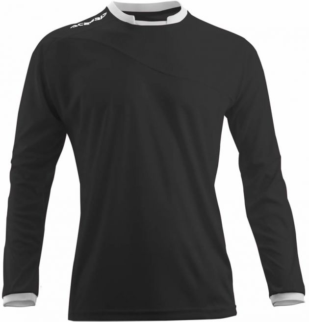 JERSEY ASTRO LONG SLEEVE BLACK