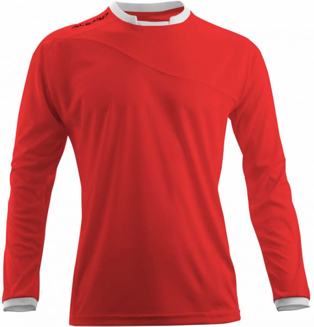 JERSEY ASTRO LONG SLEEVE RED