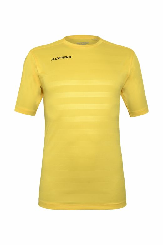 Atlantis 2 Short Sleeve Jersey Yellow
