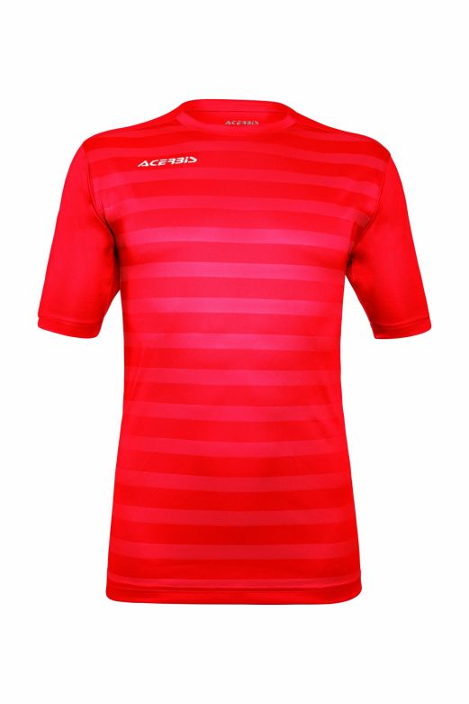 Atlantis 2 Short Sleeve Jersey Red