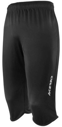 3/4 TRAINING PANTS EVO BLACK