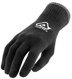 EVO GLOVES  BLACK S (5 PCS)