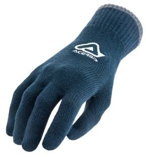 EVO GLOVES  BLUE S   (5 PCS)