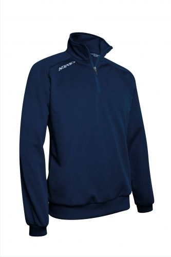 Atlantis 2 Half Zip Training Sweatshirt Blue