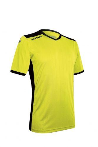 Belatrix Short Sleeve Jersey Flo Yellow/Black