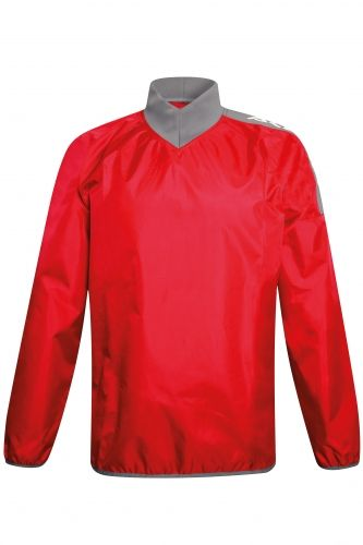 Atlantis 2 Rain Jacket Red