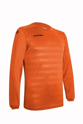 Atlantis 2 Long Sleeve Jersey Orange