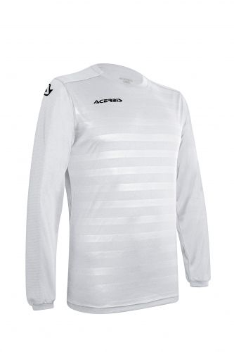 Atlantis 2 Long Sleeve Jersey White