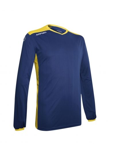 Belatrix Long Sleeve Jersey Blue/Yellow
