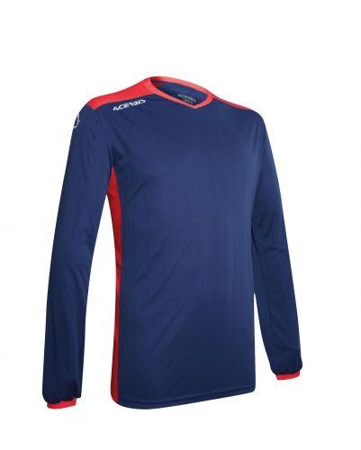 Belatrix Long Sleeve Jersey Blue/Red