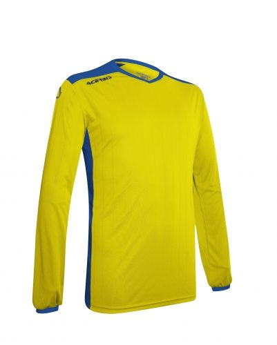 Belatrix Long Sleeve Jersey Yellow/Royal