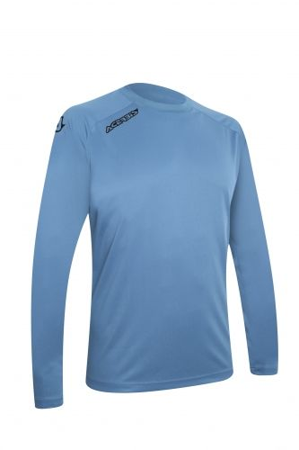 Atlantis Training T-Shirt Long Sleeve Light Blue