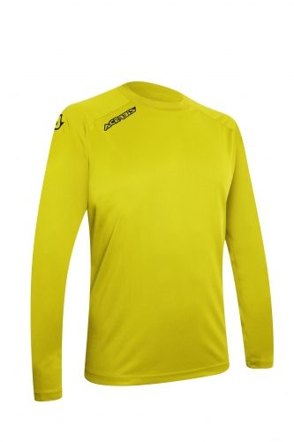 Atlantis Training T-Shirt Long Sleeve Yellow