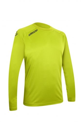 Atlantis Training T-Shirt Long Sleeve Fluo Yellow