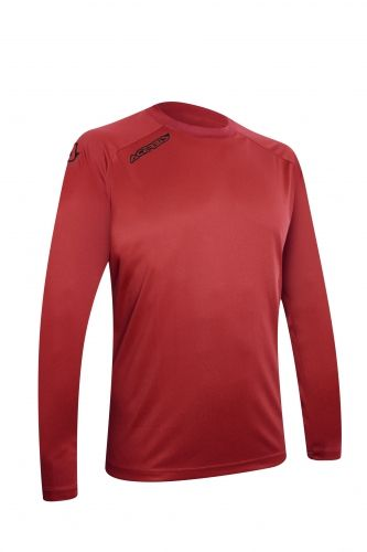 Atlantis Training T-Shirt Long Sleeve Red